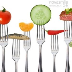 Alimentación con brackets