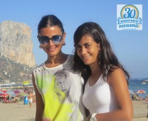 Gente Novasmile: Marta y María, 2 generaciones Novasmile