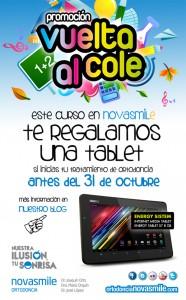 Nueva Promoción Vuelta al Cole!!!
